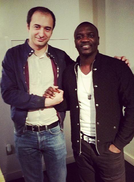 With Akon